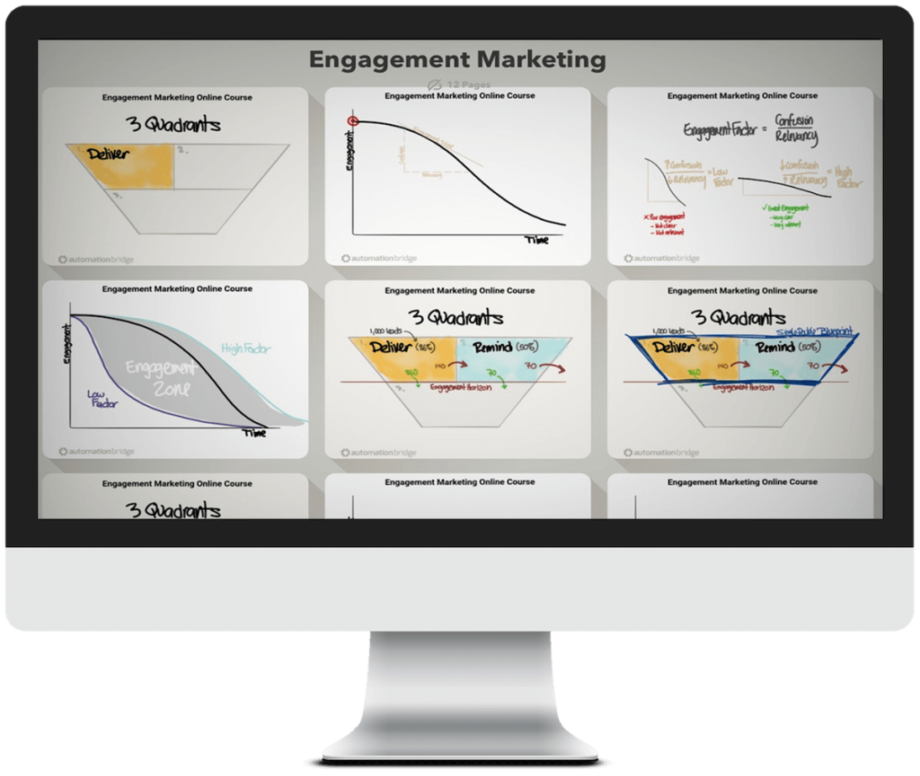 Free Engagement Marketing Course - Email Marketing
