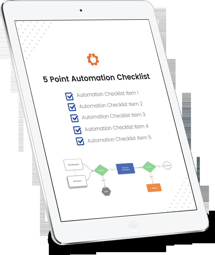 5 points automation list